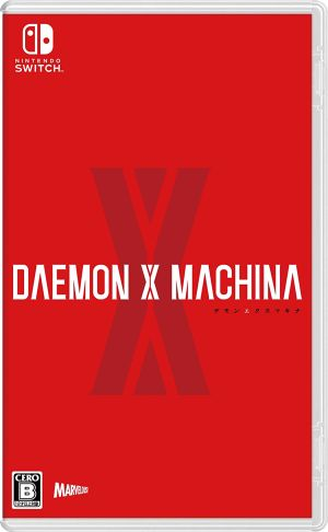 (Switch)DEMON X MACHINA(取り寄せ)