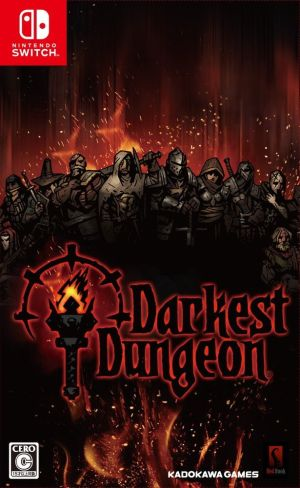 (Switch)Darkest Dungeon