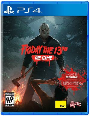 (PS4)Friday The 13th The Game(13日の金曜日)(北米版)