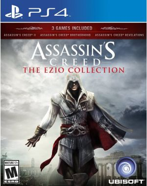 (PS4)Assassin's Creed The Ezio Collection(北米版) CERO区分_Z相当
