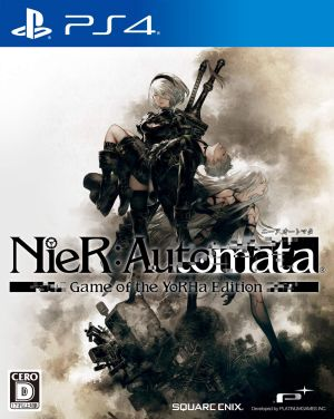 (PS4)NieR:Automata Game of the YoRHa Edition